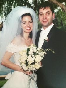 Lara's Wedding pic